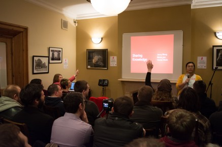 Staffs Web Meetup - January 2015 (21 of 41)