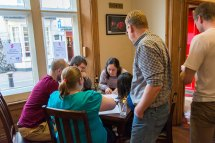 Staffs Web Meetup - April 2015 (6 of 9)