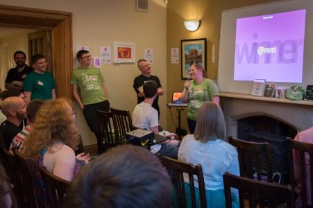 Staffs Web Meetup - July 2015 (30 of 39)