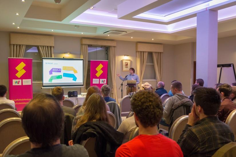 November 2017 – Lightning talks and last meetup of2017!