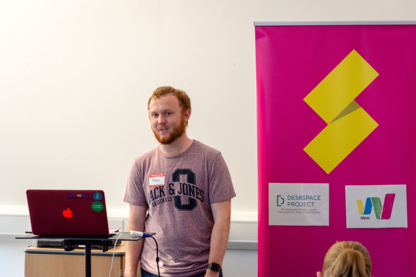 May 2018 – Lightning Talks