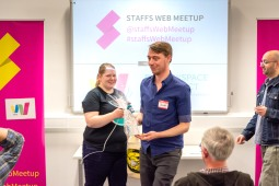 Staffs Web Meetup - May 2018 (25 of 27)