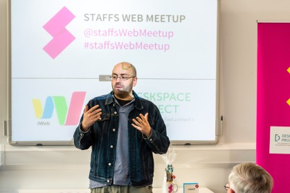 Staffs Web Meetup - May 2018 (4 of 27)