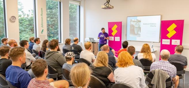 Staffs Web Meetup - July 2018 (10 of 15)